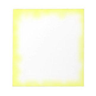 borde amarillo blocs