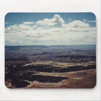 Borde blanco, Canyonlands, Utah Alfombrilla De Ratones