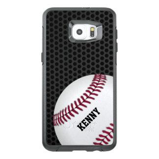 Borde de Otterbox Samsung S6 del béisbol más el Funda OtterBox Para Samsung Galaxy S6 Edge Plus