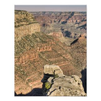 Borde del sur del Gran Cañón Fotografia