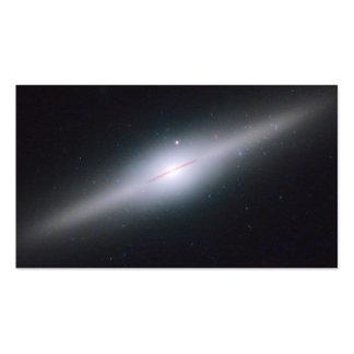 Borde-en la galaxia espiral ESO 243-49