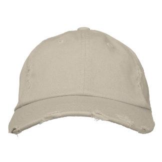 Borde su propio casquillo apenado gorras de béisbol bordadas