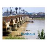 Bordeaux, France Post Card