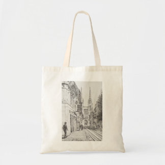 Bordeaux France. Twin spire.2010 Tote Bag