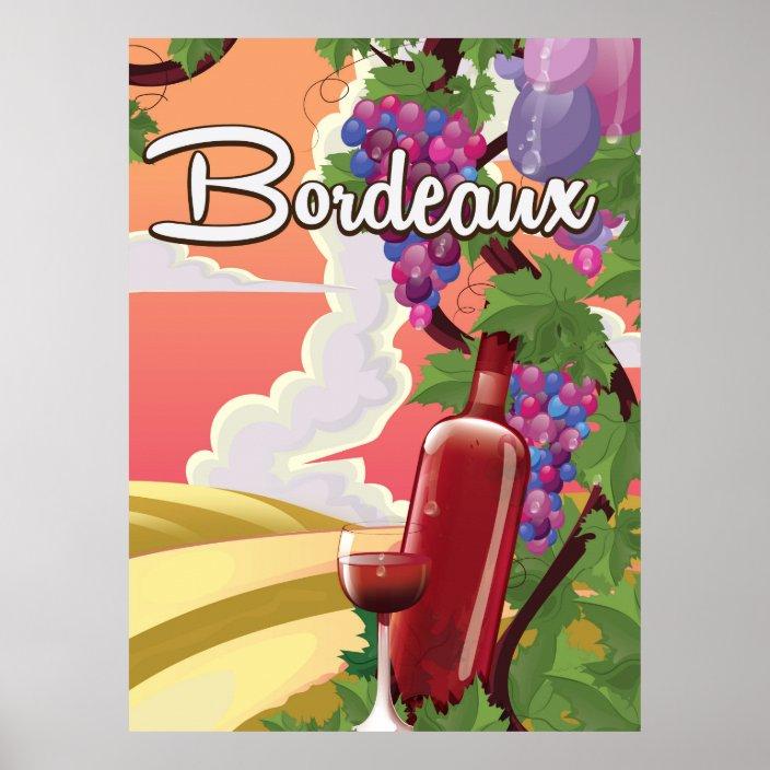 Пару постеров старой рекламы алкоголя. Бордосское вино Алкоголь,Вино,Реклама