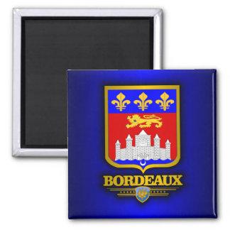 Bordeaux Refrigerator Magnets