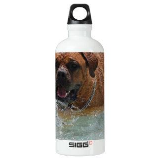 Bordeaux Mastiff Dog SIGG Traveler 0.6L Water Bottle