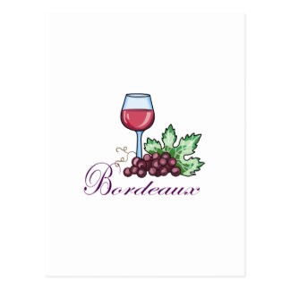 Bordeaux Postcard