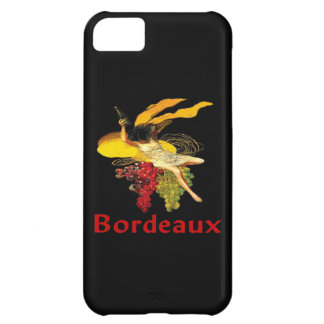 Bordeaux Wine Maid Cover For iPhone 5C