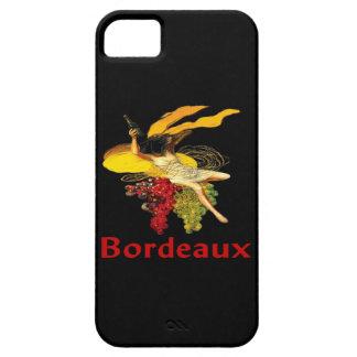 Bordeaux Wine Maid iPhone SE/5/5s Case