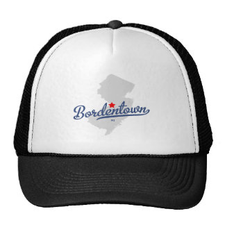 Bordentown New Jersey NJ Shirt Trucker Hat