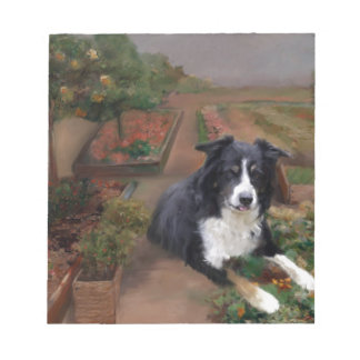 Border Collie 2 Notepad