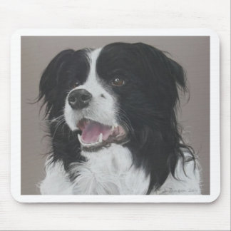 Border Collie 3 Mouse Pad