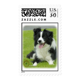 Border Collie 9A015D-10_2 Postage