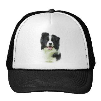 Border Collie 9A015D-24 Trucker Hat