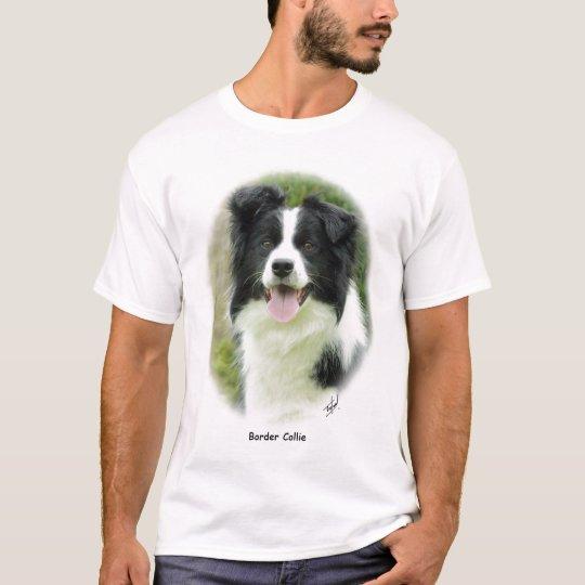 Border Collie 9A14D-19 T-Shirt