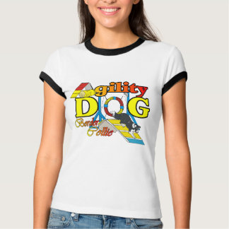 Border Collie Agility Gifts T-Shirt