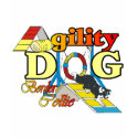 Border Collie Agility Gifts shirt