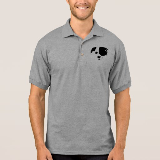 Border Collie - Be The Person Polo Shirt