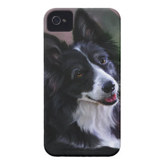 Border collie blackberry case