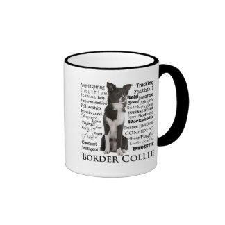 Border Collie Breed Traits Mug