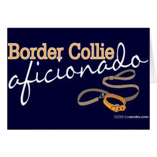 Border Collie Card