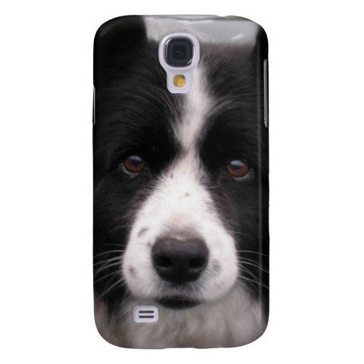 Border Collie Galaxy S4 Cases