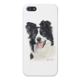 Border Collie Case For iPhone SE/5/5s