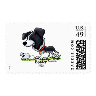 Border Collie - Color Stamps