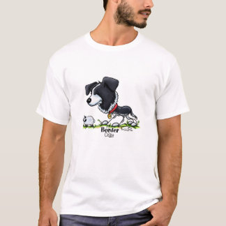 Border Collie - Color T-Shirt
