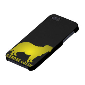 Border Collie Cover For iPhone SE/5/5s