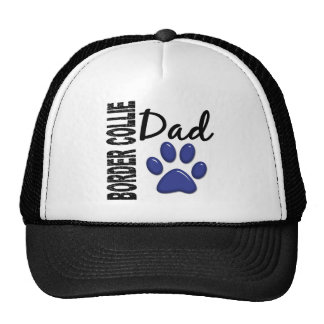 Border Collie Dad 2 Trucker Hat