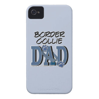 Border Collie DAD iPhone 4 Cover