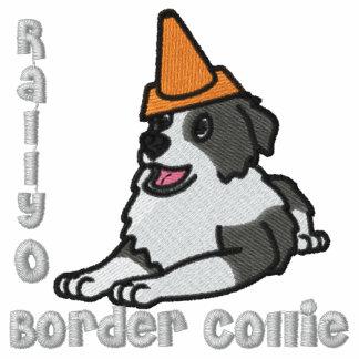 Border collie de la Reunión-o Sudadera Con Serigrafia