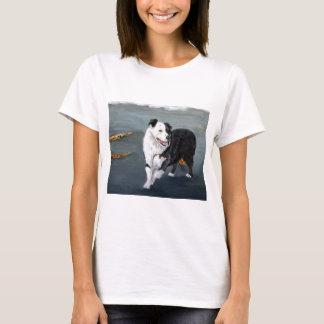 Border Collie Design T-Shirt