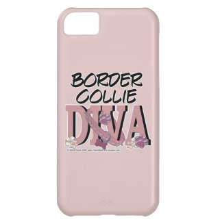Border Collie DIVA iPhone 5C Case