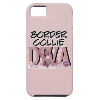 Border Collie DIVA iPhone 5 Case