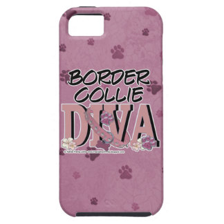Border Collie DIVA iPhone 5 Covers