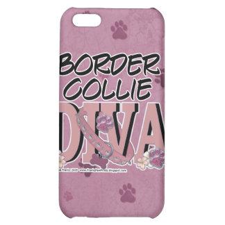 Border Collie DIVA iPhone 5C Cases