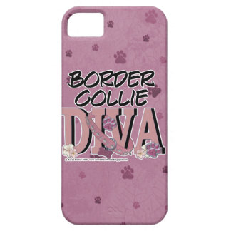 Border Collie DIVA iPhone SE/5/5s Case