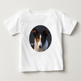 Border Collie - Dixie Baby T-Shirt