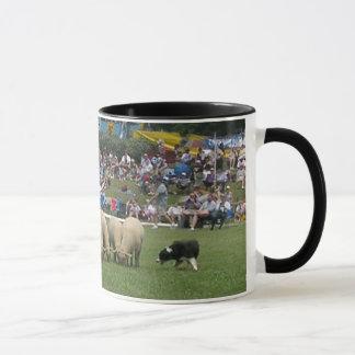 Border Collie Exhibition Mug