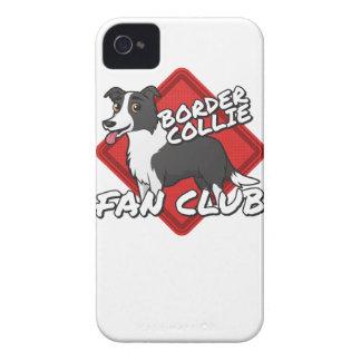 Border Collie Fan Club iPhone 4 Case-Mate Case