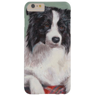 Border collie funda para iPhone 6 plus barely there