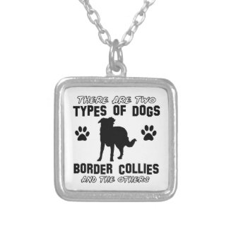 BORDER collie gift items Necklaces