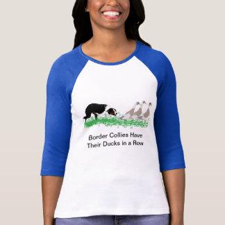 Border collie herding shirts (light)
