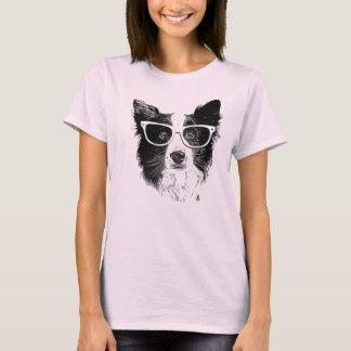 Border collie Hipster T-Shirt