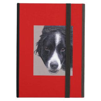 Border Collie iCase iPad Folio Case