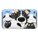 Border Collie - iHerd iPod Touch Cases
