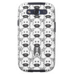 Border Collie in the Sheep Samsung Galaxy SIII Cases